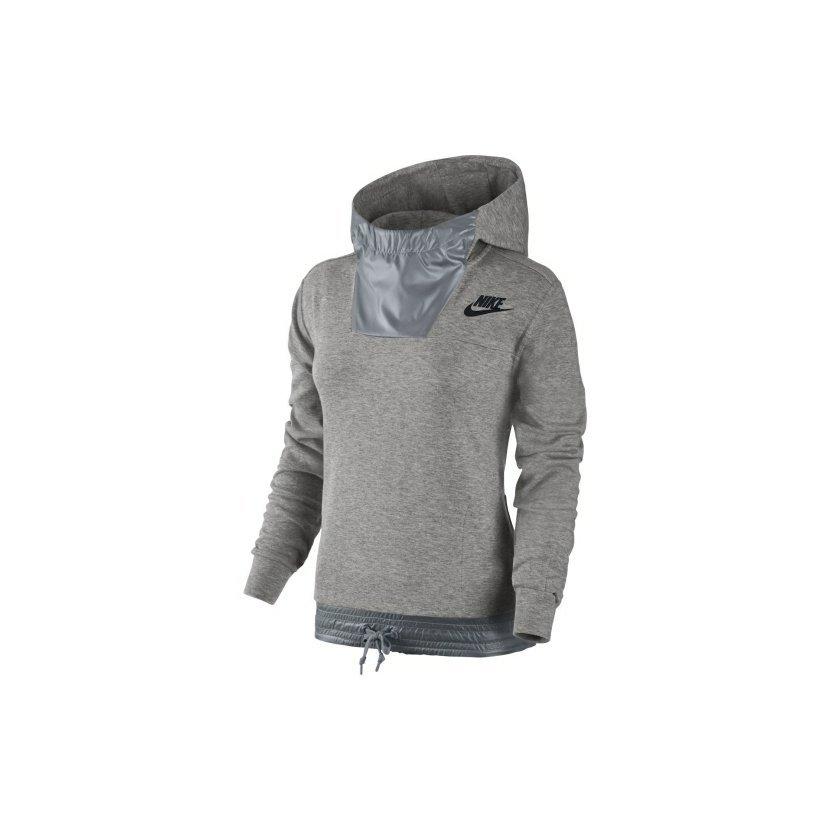 977452aa5 ... Dámska mikina NIKE SPORTSWEAR ADVANCE 15 PULLOVER HOODIE.  804018_063_damska_mikina_nike_sportswear_advance_15_pullover_hoodie.jpg